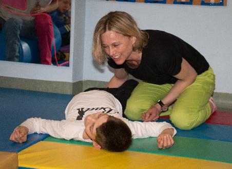Colegio de Educación Especial para niños y niñas con Parálisis Cerebral AMENCER ASPACE en Pontevedra