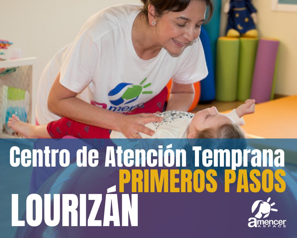 Centro de Atención Temprana PRIMEROS PASOS. AMENCER Pontevedra - Lourizán