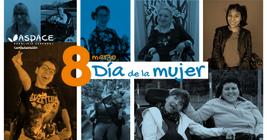 8 M Día Internacional de la Mujer