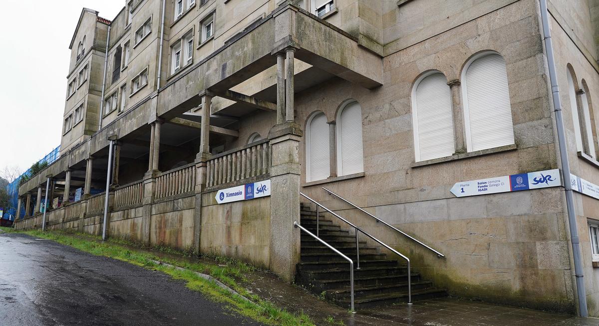 Servicio residencial AMENCER ASPACE en Pontevedra