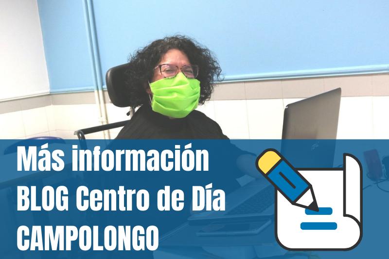 Blog realizado por las personas con parálisis cerebral usuarias del Centro de Día AMENCER Campolongo