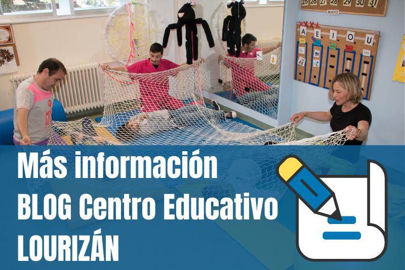 Blog Centro de Educación Especial AMENCER Lourizán en Pontevedra