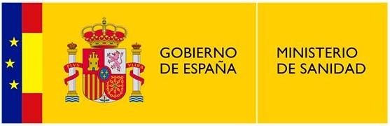 Logotipo Ministerio de Sanidad. Gobierno de España