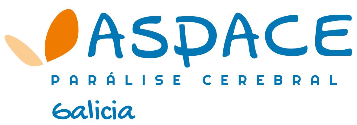 Logotipo Federación ASPACE Galicia