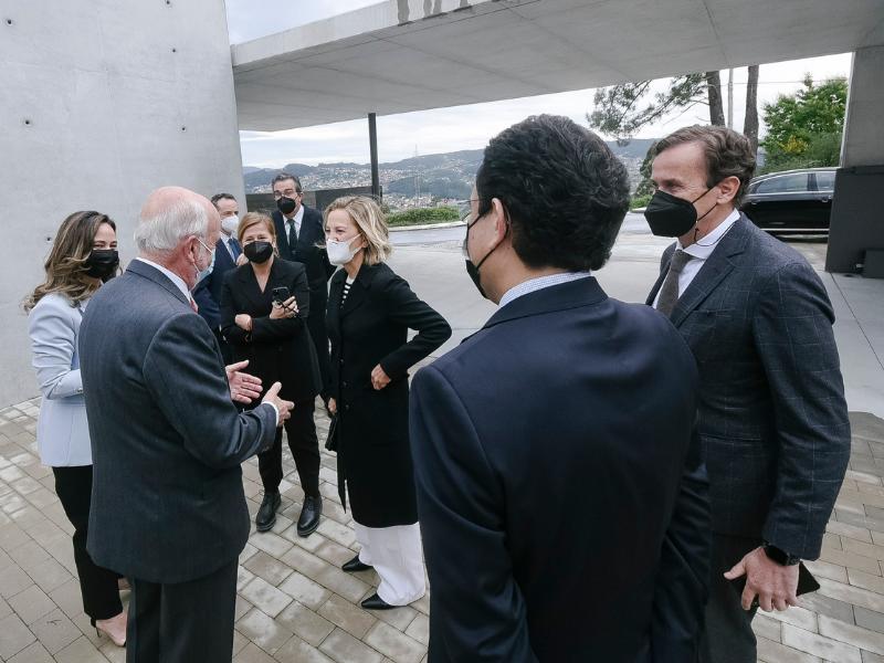 Inauguración Centro de Atención Integral AMENCER ASPACE Vigo
