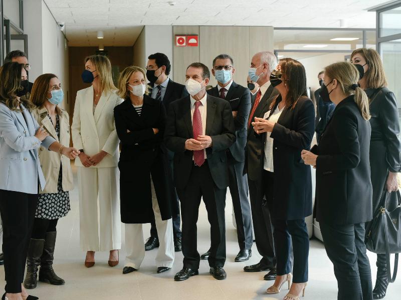 Inauguración Centro de Atención Integral AMENCER ASPACE Vigo para personas con parálisis cerebral