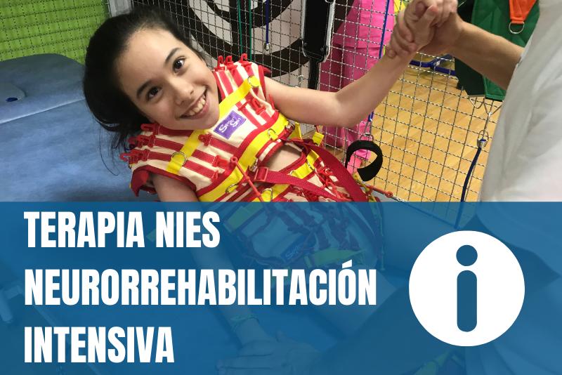 Terapia NIES. Neurorrehabilitación intensiva para personas con parálisis cerebral