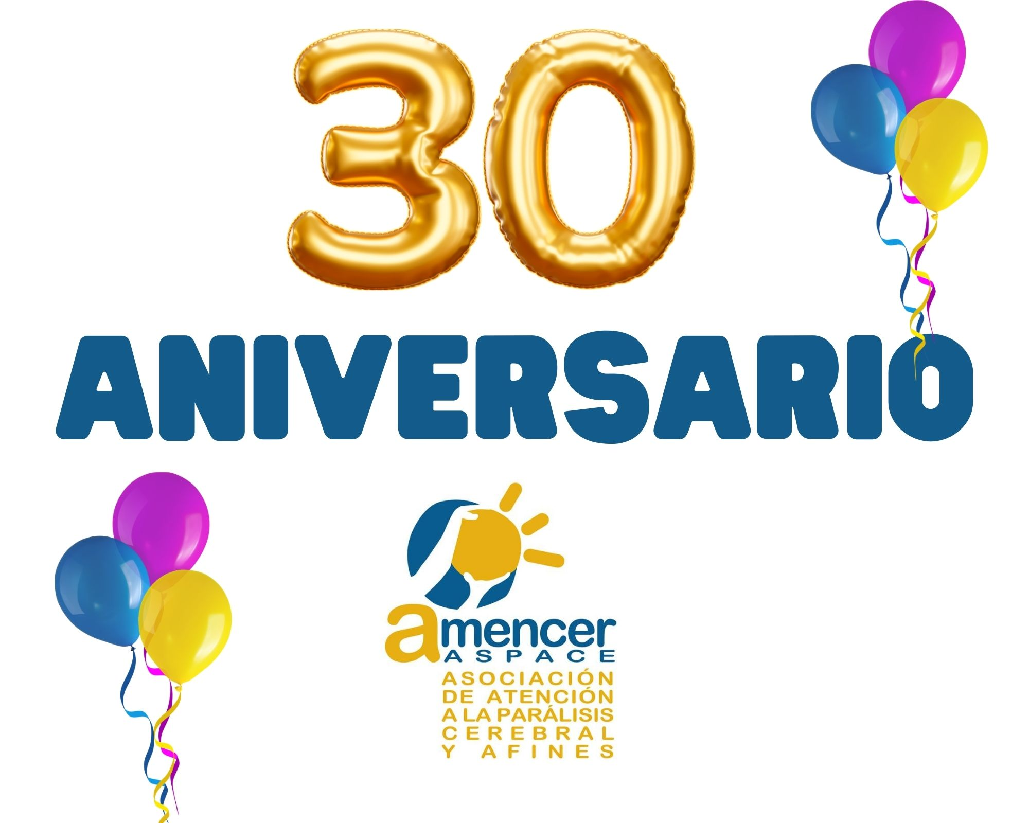 30 Aniversario Amencer-Aspace